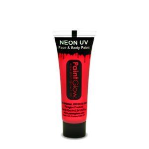 PGW UV barva na obličej a telo - intense Barva: Intenzivní červená