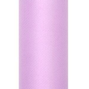 PartyDeco Dekorace - tyl růžový
