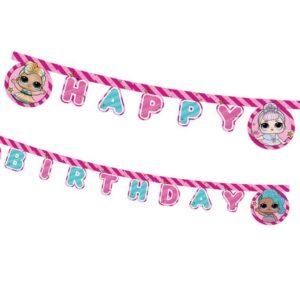 Procos Banner - Happy Birthday (LOL Glitterati)
