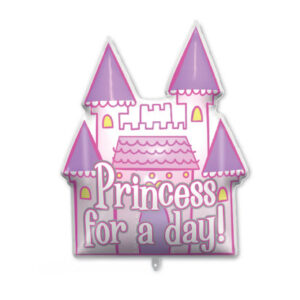 Procos Fóliový balón - Princess for a day! 94 cm