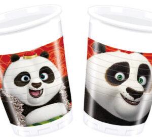 Procos Kelímky Kung Fu Panda 8 ks