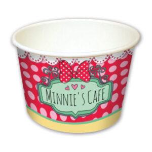 Procos Papírové košíčky Minnie Mouse 8 ks