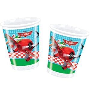 Procos Plastové poháry - Letadla