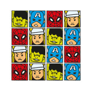 Procos Ubrousky Avengers Team Power 20 ks