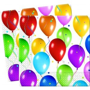 Procos Ubrousky Balonová oslava 20 ks