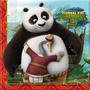 Procos Ubrousky Kung Fu Panda 20 ks