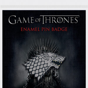 Pyramid Odznak Game of Thrones - Stark