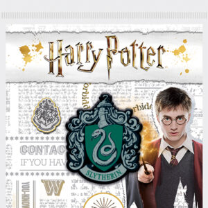 Pyramid Odznak Harry Potter - Zmijozel
