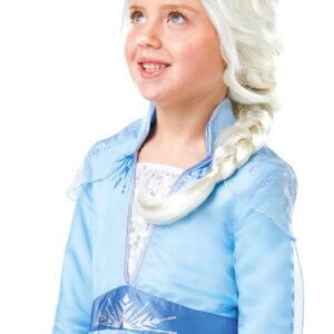 Rubies Dětská paruka - Elsa