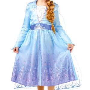 Rubies Dětský kostým - Elsa (šaty) Velikost - děti: XL