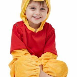 Rubies Dětský kostým pro nejmenší - Medvídek Pú Velikost nejmenší: 12 - 24 měsíců