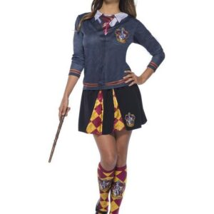 Rubies Gryffindor dámský top Velikost - dospělý: L