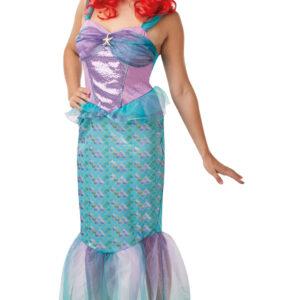Rubies Kostým Ariel - dámsky Velikost - dospělý: L