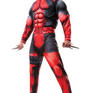 Rubies Kostým Deadpool Deluxe Velikost - dospělý: XL