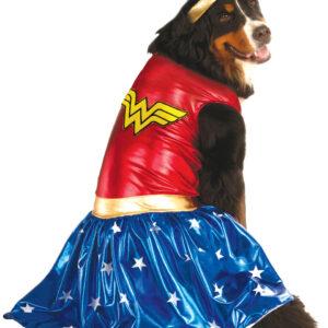 Rubies Kostým - Pes Wonder Women Kostýmy pro psy: XXXL