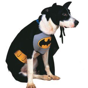 Rubies Kostým pro psy - Batman Kostýmy pro psy: S