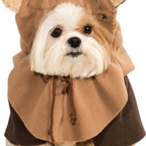 Rubies Kostým pro psy - Ewok Kostýmy pro psy: XL