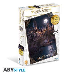 ABY style Puzzle Harry Potter - Bradavice