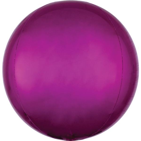 BALÓNOVÁ bublina růžová
