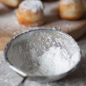 CakeSupplies Bezlepkový moučkový cukr 500 g