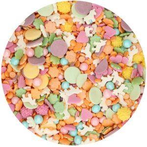 CakeSupplies Cukrářské zdobení Jednorožec - Unicorn 50 g