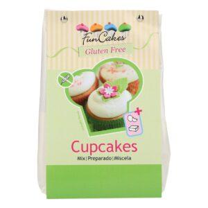CakeSupplies Směs na výrobu cupcakes 500 g bez lepku Gluten Free