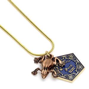 Distrineo Náhrdelník Harry Potter - Čokoládová žabka
