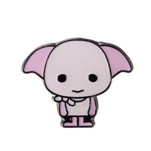 Distrineo Odznak Harry Potter - Dobby (růžový)