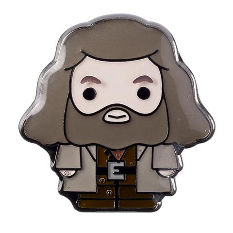 Distrineo Odznak Harry Potter - Hagrid