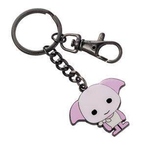 Distrineo Přívěsek na klíče - Dobby (růžový)