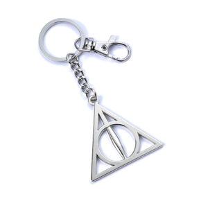 Distrineo Přívěsek na klíče Harry Potter - Relikvie smrti