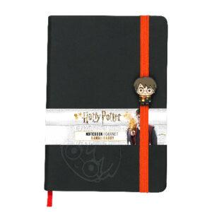 Distrineo Zápisník Harry Potter černý - Chibi Harry