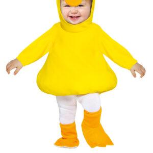 Guirca Dětský kostým pro nejmenší - Kuřátko Velikost nejmenší: 6 - 12 měsíců