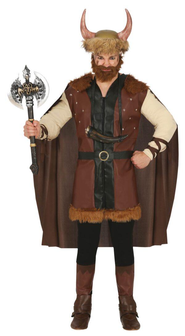 Guirca Pánský kostým - Viking Velikost - dospělý: L