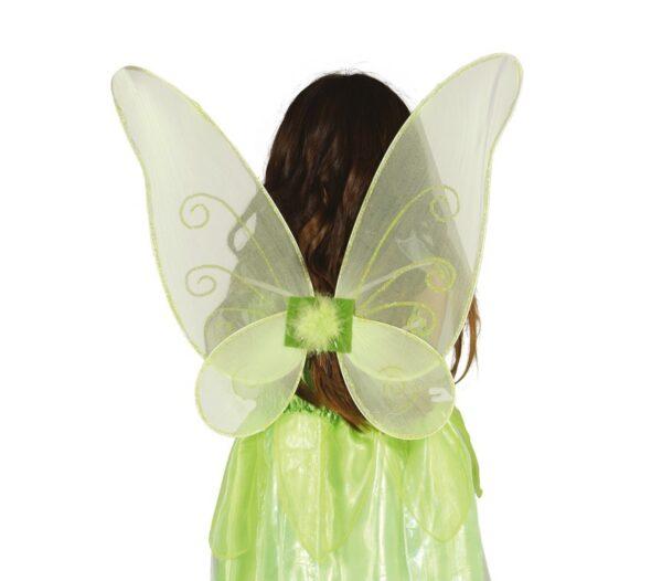 Guirca Zelené křídla - Zvonilka
