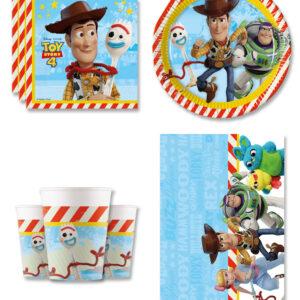 Oslava Toy Story pro 8 osob mix