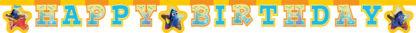 Procos Banner Happy Birthday - Hledá se Dory
