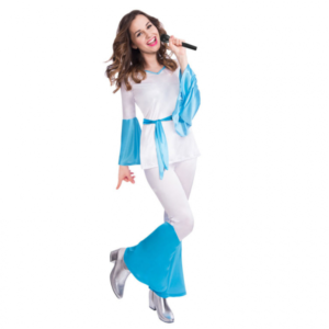 Amscan Dámský kostým - Popová královna Velikost - dospělý: L