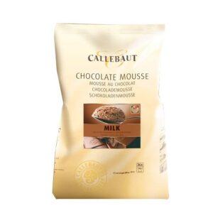 Callebaut Čokoládová pěna - mléčná 800 g