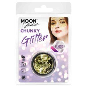 TŘPYTKY Chunky Glitter zlaté